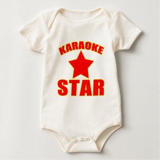 Karaoke Star Baby Bodysuit