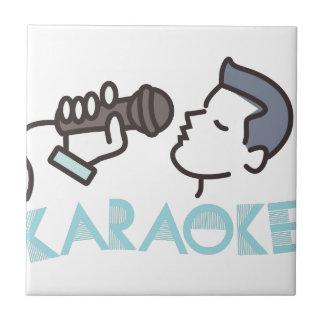 Karaoke Tile