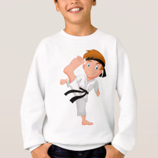 KARATE BOY SWEATSHIRT
