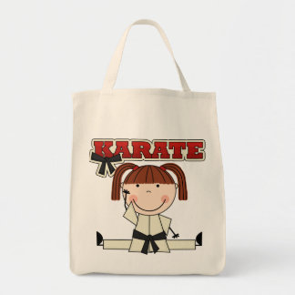 KARATE - Brunette Girl T-shirts and Gifts