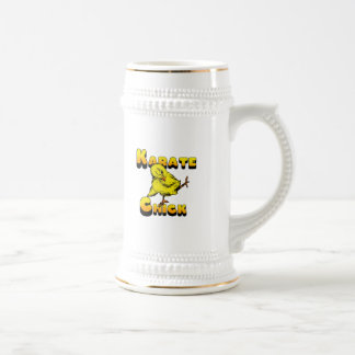 Karate Chick Martial Arts Gift Beer Steins