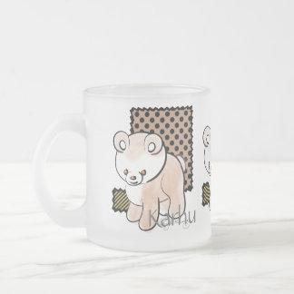 Karhu -- Cute Finnish Bear Coffee Mug