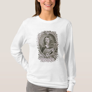 Karl Gustav Wrangel (1603-73) from 'Portraits des T-Shirt