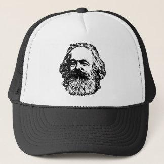 Karl Marx -4jtd4 Trucker Hat