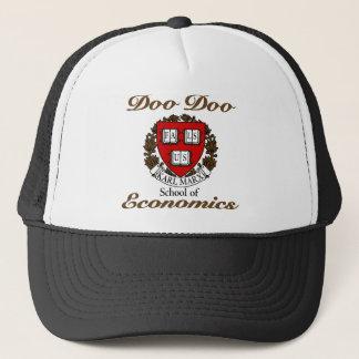 Karl Marx school of Doo Doo Economics Trucker Hat