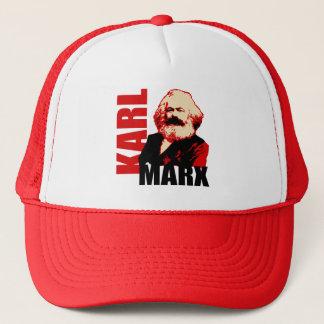 Karl Marx, Socialist & Communist Trucker Hat