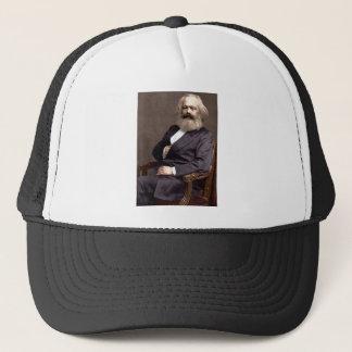 Karl Marx Trucker Hat