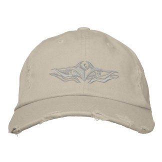 Karla's circlet embroidered hat