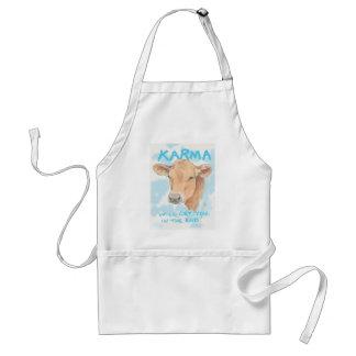 Karma Cow Standard Apron