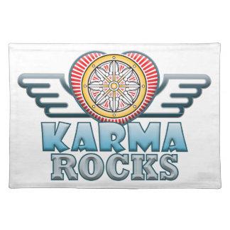 Karma Rocks Placemat