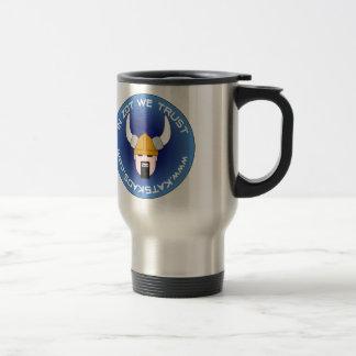 Kat 5 Kaos IZWT Travel Mug