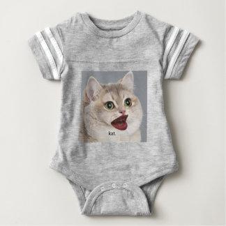 kat baby bodysuit