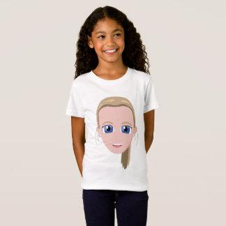 Kathi T-shirt of children girls