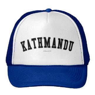 Kathmandu Cap