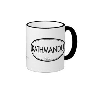Kathmandu, Nepal Ringer Mug