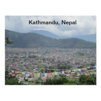 Kathmandu Nepal Post Cards