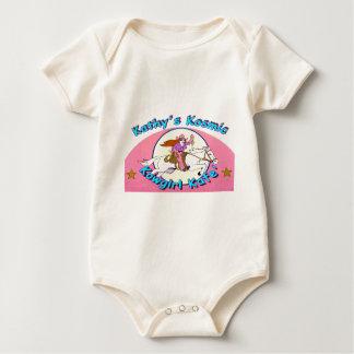 Kathy's Kosmic Kowgirl Kafe Products Baby Bodysuit