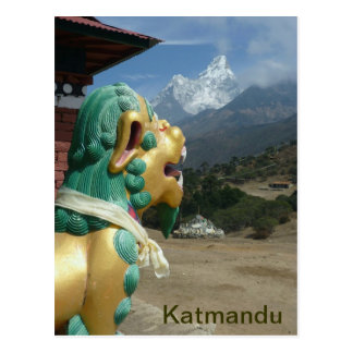 Katmandu Nepal Post Cards