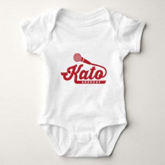 Kato Karaoke Logo Baby Bodysuit