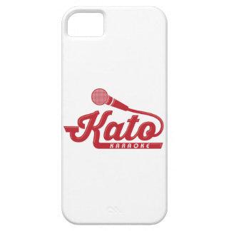 Kato Karaoke Logo iPhone 5 Cover