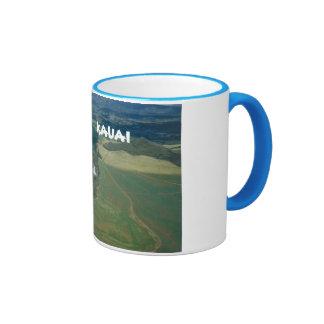 Kauai Waterfall Coffee Cup Ringer Mug