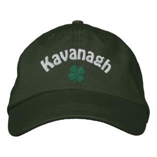 Kavanagh  - Four Leaf Clover - Embroidered Hat