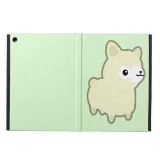 Kawaii alpaca cover for iPad air