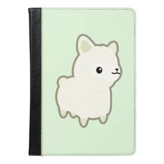 Kawaii alpaca iPad air case