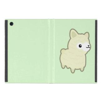 Kawaii alpaca iPad mini case
