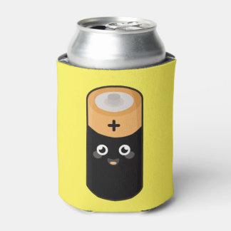 Kawaii battery can cooler