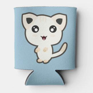 Kawaii Cat Can Cooler