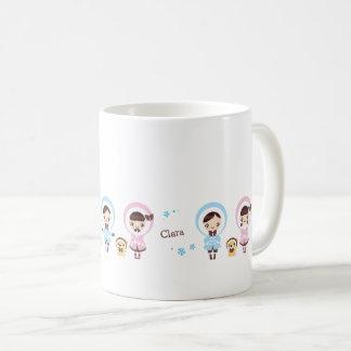 Kawaii Clara - Winter Coffee Mug