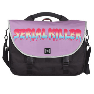 Kawaii Cute Serial Killer Melty Ombre Pastel Commuter Bags