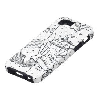 Kawaii Desserts iPhone 5 Case