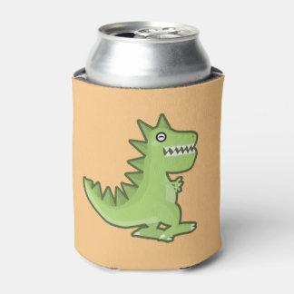 Kawaii Dinosaur Can Cooler