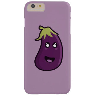 Kawaii eggplant barely there iPhone 6 plus case