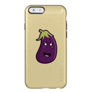 Kawaii eggplant incipio feather® shine iPhone 6 case