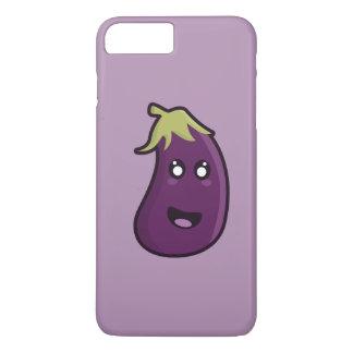 Kawaii eggplant iPhone 7 plus case