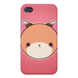 Kawaii Fox iPhone 4/4S Cover