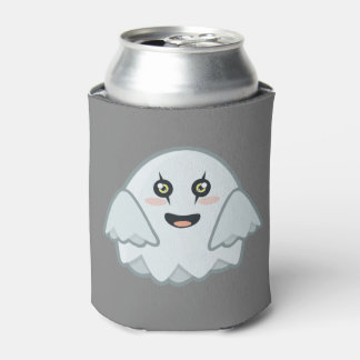 Kawaii Ghost Can Cooler