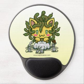 Kawaii Kitty Medusa Gel Mousepads