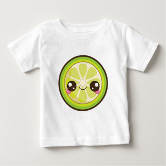 Kawaii Lime Baby T-Shirt