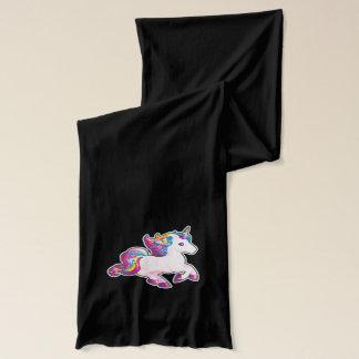Kawaii Magical Candy Unicorn Scarf
