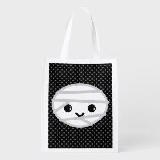Kawaii Mummy Reusable Bag