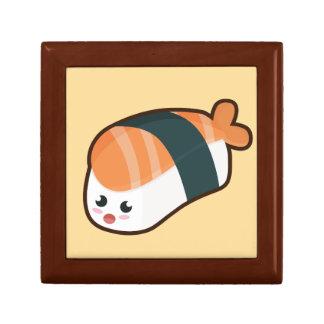 Kawaii nigiri Salmon Gift Box