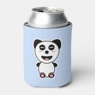 Kawaii Panda Can Cooler