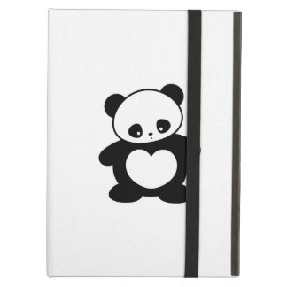 Kawaii panda case for iPad air