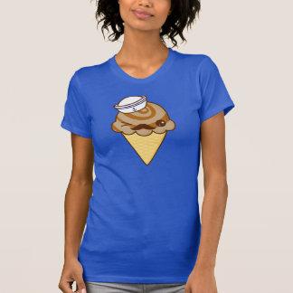Kawaii Sailor Salty Caramel Ice cream cone with a T-Shirt