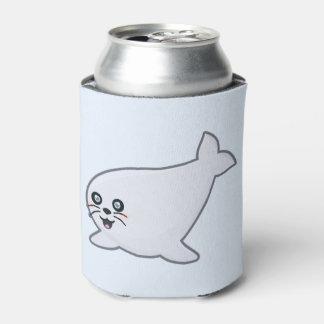 Kawaii Seal Can Cooler