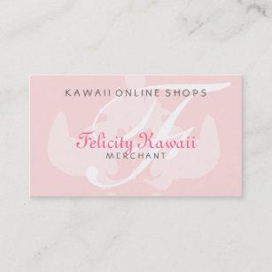 Kawaii business cards zazzle nz kawaii shops business card colourmoves